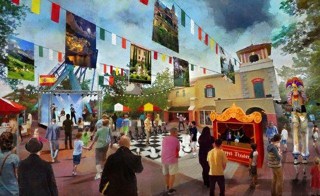 Worlds of Fun's Grand Carnivale