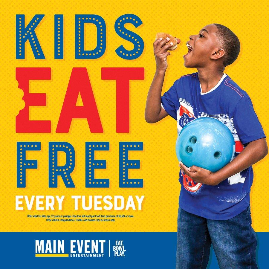 Kids eat free kansas city