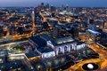 City Skyline featuring Union Station