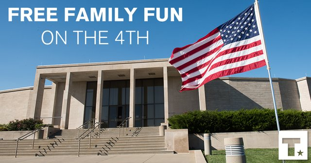 FREE Fun on the 4th at Truman Library