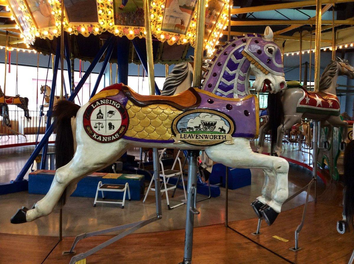 C W  Parker Carousel Museum - KC Parent Magazine