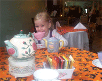 Madame Hatter's Tea Room