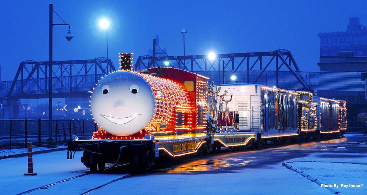 KC's Christmas Trains - KC Parent Magazine