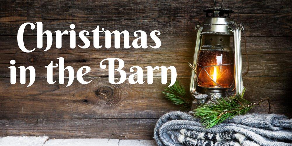 Christmas In The Barn 2020 Kc Christmas in the Barn   KC Parent Magazine
