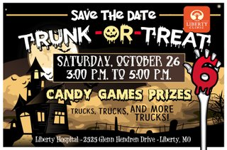 Trunk or Treat 19 Invite frt