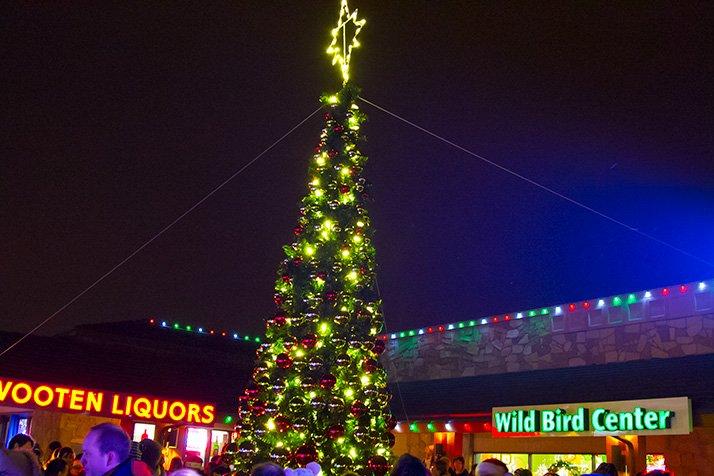 Mayor's Christmas Tree Lighting Ceremony: Prairie Village - KC Parent Magazine