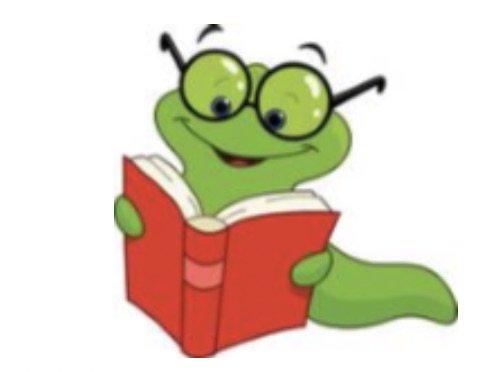READ A BOOK TAKE A BOOK Bookworm.jpg