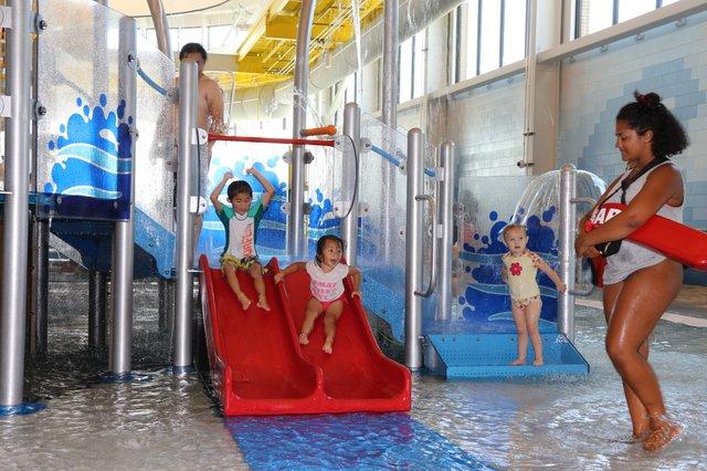 Lenexa Rec Center indoor pool kiddie area 1.JPG