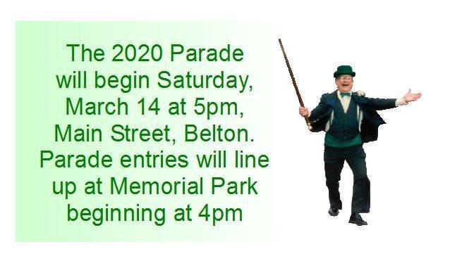 Belton Christmas On Main Street 2020 Belton St. Patrick's Day Parade   CANCELED   KC Parent Magazine