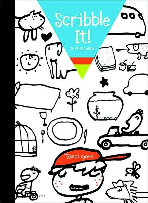 A087 Scribble It! 30 Postcards.jpg.jpe