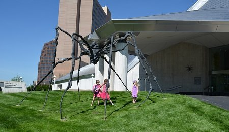 Kemper Museum of Contemporary Art - a free outing for the family!
