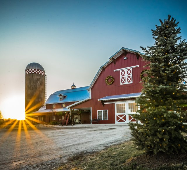 Fun Farm exterior sunset .jpg