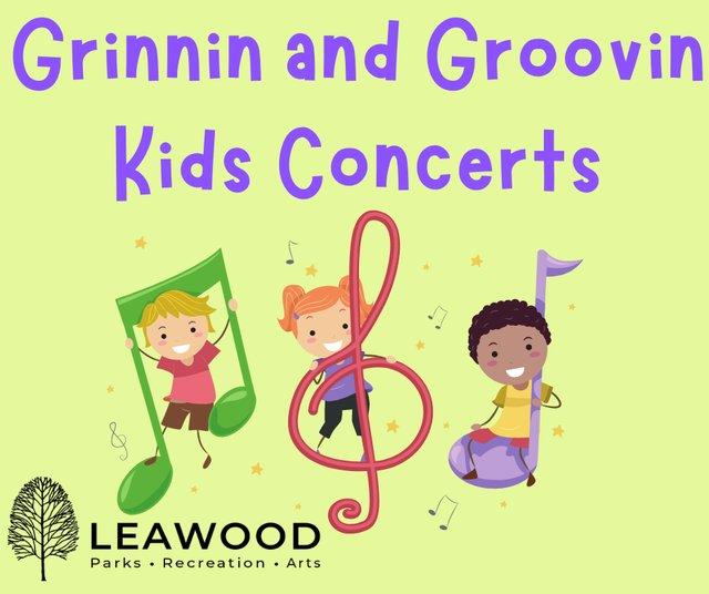 Grinnin and Groovin Kids Concerts.png