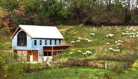 Green Dirt Farm, Weston Missouri