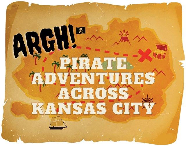 Pirate Adventures across Kansas City