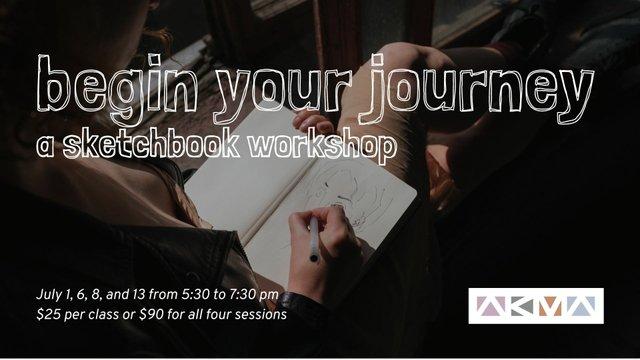 2021 June - Begin Your Journey Sketchbook Workshop banner (1).jpg