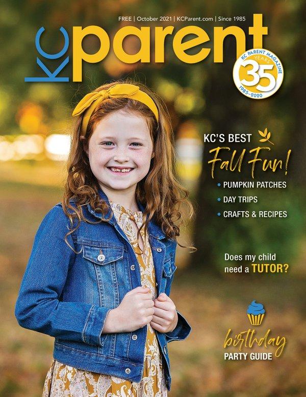 KC Parent Magazine October 2021