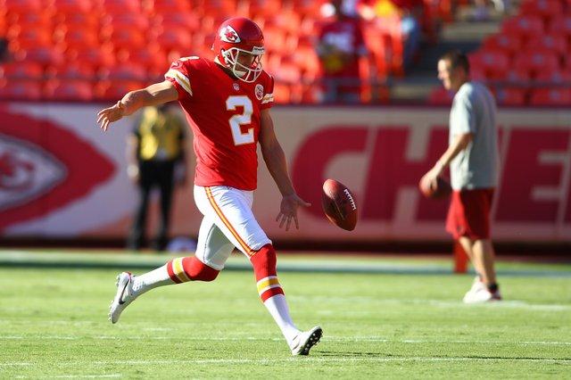 Dustin Colquitt, Kansas City Chiefs