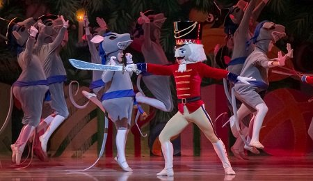 Kansas City Ballet's production of The Nutcracker